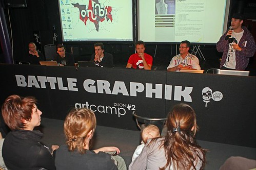 Battle Graphik - Artcamp#2 Dijon