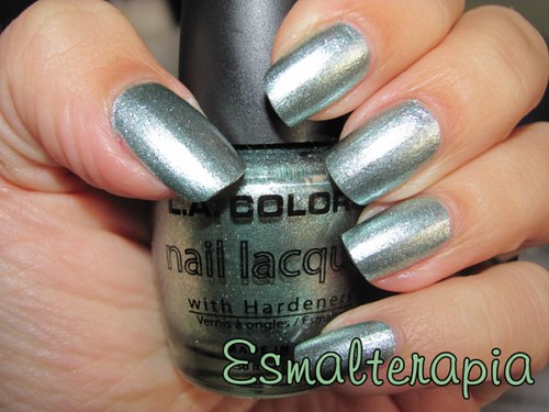 L.A.Colors_Metallic Green+1