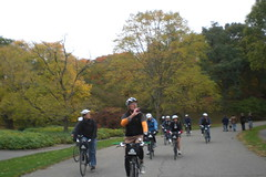 Urban AdvenTours - Emerald Necklace and Fall Foliage tour - 10.24.10 10AM