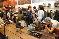 """""""rag & bone crafted by Timberland Boot Company"""" (Timberland Flickr) Tags: fashion boot design boots outdoor footwear handsewn launchparty collaboration authentic timberland craftsmanship ragbone spring11preview footwearcollaboration ragbonecraftedbytimberlandbootcompany"""