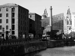 Albert Dock, Liverpool (Flamenco Sun) Tags: liverpool beatles lennon ringo mersey albertdock thebeatles magicalmysterytour macca beatlemania rivermersey thecavern strawberyfields johnpaulgeorgeringo