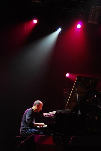 Russell Ferrante. Jazz In Kiev 2010.
