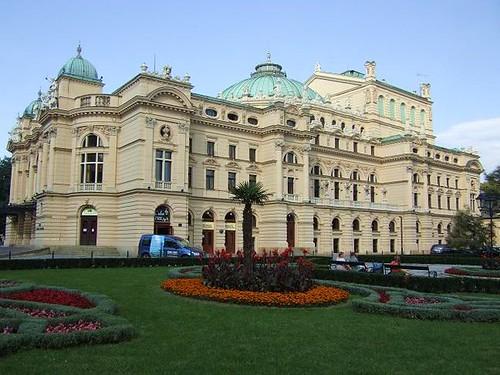 Juliusz Slowacki Theatre, Krakow[1]