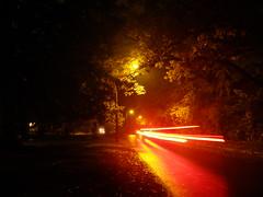 IMGP6713 Columbia Blvd (shutterbroke) Tags: car rain night lights pentax low ct columbia historic area optio overlook blvd waterbury waterproof ws80 shutterbroke