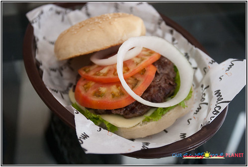 Malcolm's Classic Wagyu Burger (P115)