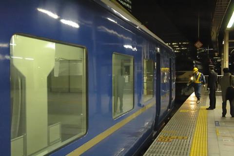 富士急が寝台特急用客車を1両購入