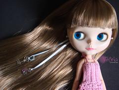 Vitria new look (~ Nanda Braz ~) Tags: blythe prima dolly pure takara neemo reroot primadolly ashlette