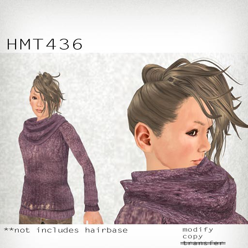 booN HMT436 hair