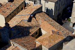 Uzés rooftops