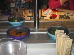 Yo Sushi Carousel