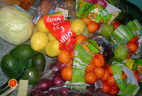 Frugal Fruits & Value Vegetables