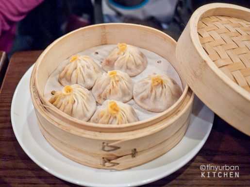 Dumpling Cafe Boston Chinatown (xiaolongbao)