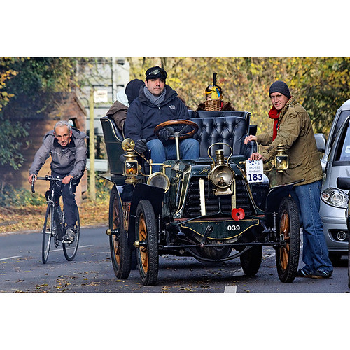 London-Brighton veteran car run