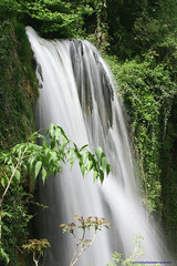 CASCADA POULANASS IRLANDA (srs_photos) Tags: ireland canon landscape waterfall paisaje glendalough 400 irlanda cascada d400 poulanass cascadapoulanass waterfallpoulanass