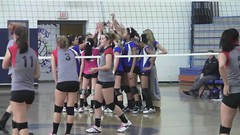 Fitch Bristol Eastern Volleyball (newspaper_guy Mike Orazzi) Tags: video volleyball quarterfinal bristoleasternhighschool classl fitchhighschool