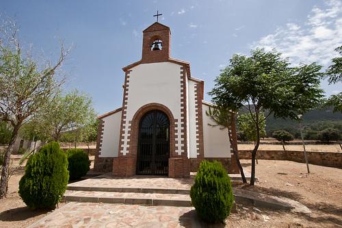 La Ermita de Santa Ana en Peñalsordo