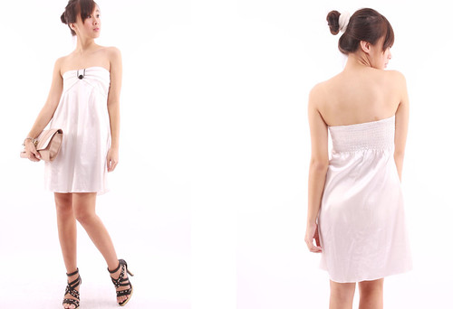 Pearl Party Dress