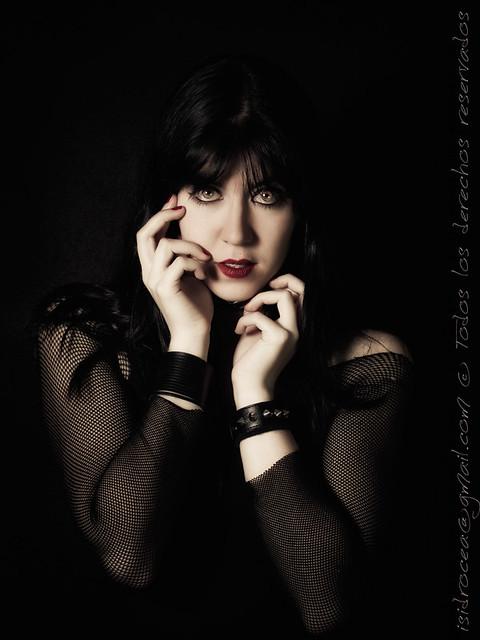 Melanie, la luz que surge de las sombras