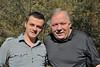 Bob and Rexhap, near Prizren, Kosovo, October 23, 2010 (Ivan S. Abrams) Tags: ivansabrams abramsandmcdanielinternationallawandeconomicdiplomacy ivansabramsarizonaattorney ivansabramsbauniversityofpittsburghjduniversityofpittsburghllmuniversityofarizonainternationallawyer