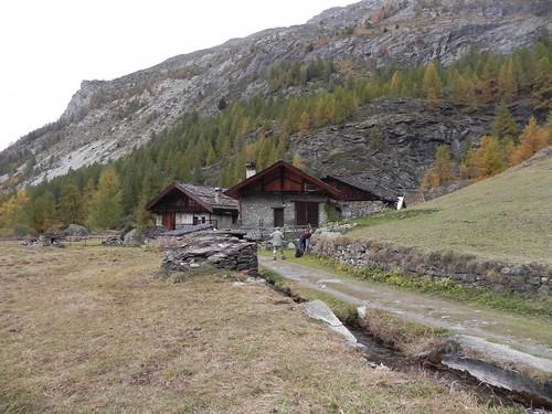 Maisons au Monal