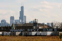 Amuse Mole Dabs (Eclectic Dyslexic) Tags: chicago de graffiti mole flf h20 mul abk dabs amuse kwt