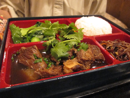 braised beef set