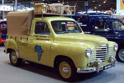 Renault Colorale pick up