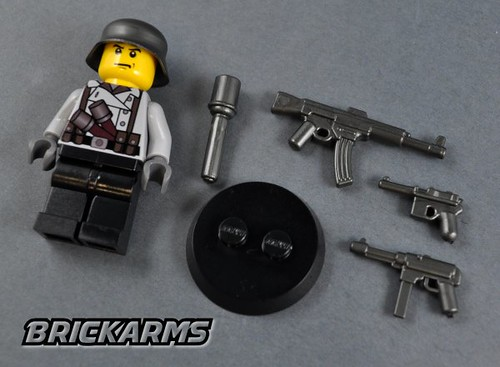 BrickArms 2010 Minifig -