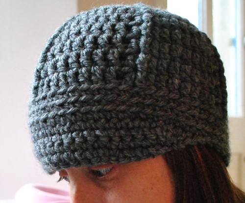 Crochet hat for me