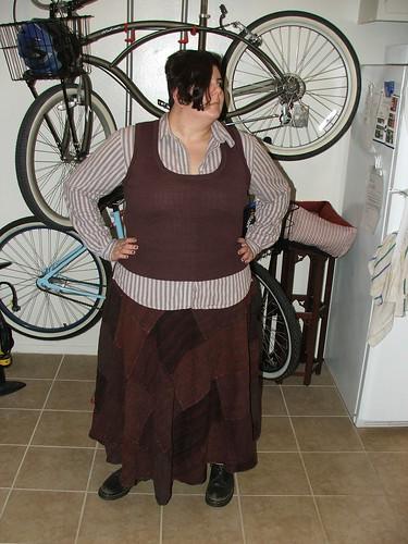 marina rose martinez outfit what I wore