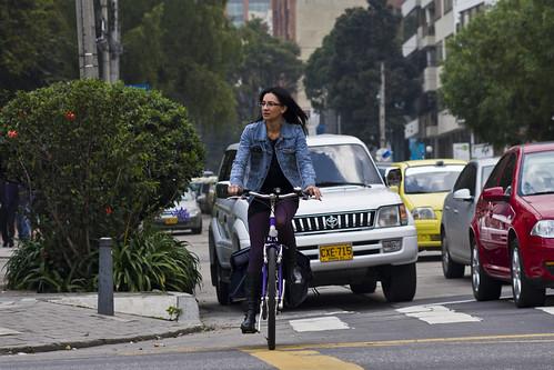 Bogota: Púrpura