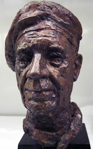 Bust of Karl Knaths (1891-1971)