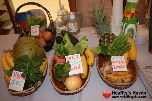 healthy shake mercato