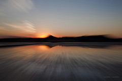 FotoZoom (19 EXPLORE 21-11-2010) (Jose Casielles) Tags: atardecer zoom paisaje puestadesol velocidad lagunas yecla efecto petrola fotografasjcasielles