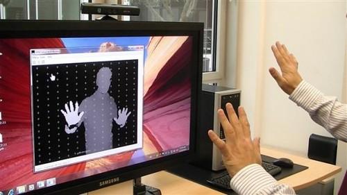 Kinect ir Windows 7: kiti judesio žaidimai...