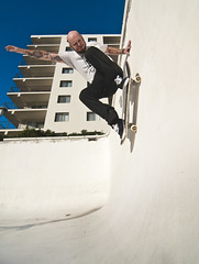Colin Scott (Andy Hensler) Tags: pool md skateboarding board maryland bluesky skate oceancity ocmd colinscott skateboardsundays