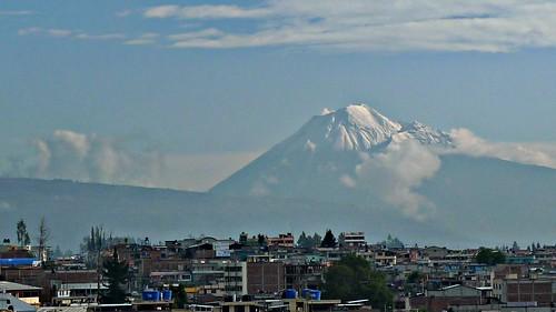 Tungurahua -  Riobamba, Ecuador