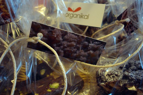 Organic Chocolate TrayBakes