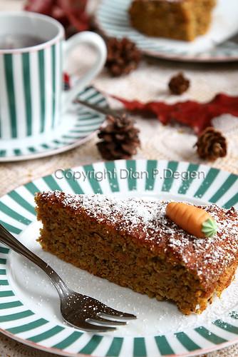 carrot cake 2/3