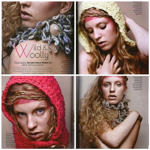 Featured in Bound Magazine