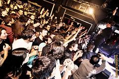 Il Teatro degli Orrori - Pierpaolo Capovilla (dani[grunge photographer]) Tags: musician music out teatro concert artist nicola sold live stage tommaso diving il co