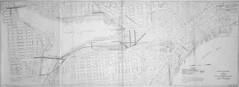 Lake Union Waterfront District, 1911 (Seattle Municipal Archives) Tags: seattle maps fremont westlake lakeunion 1910s wallingford eastlake southlakeunion seattlemunicipalarchives