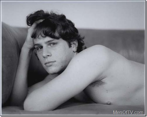 Jonathan Groff Shirtless