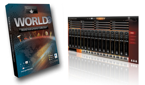 Garritan World Instruments v1.0 HAPPY NEW YEAR