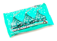 Hershey Kisses Mint Truffle Bag