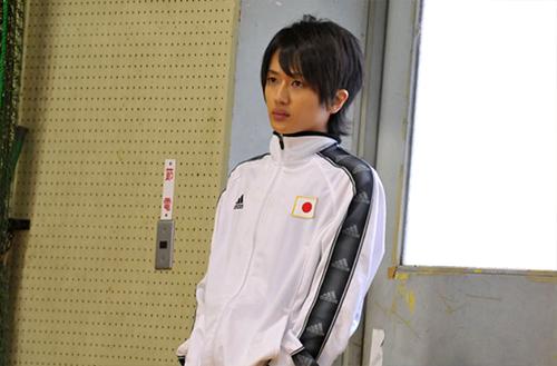 體操男孩西島隆弘