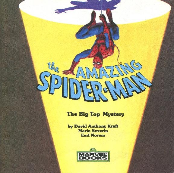 Spider-Man - The Big Top Mystery004