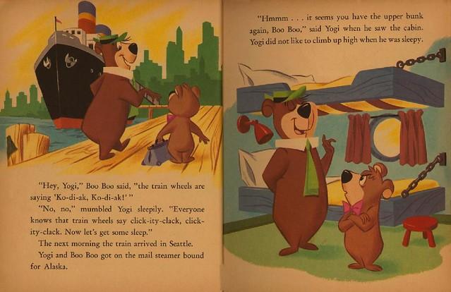 Yogi Bear - A Christmas Visit007