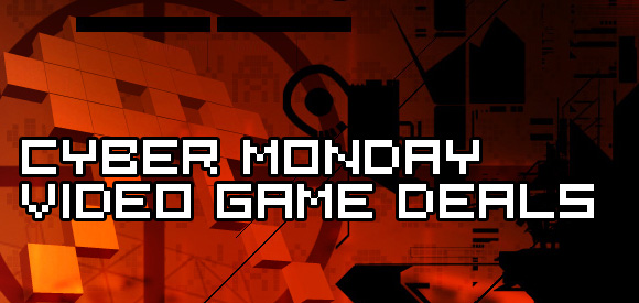 Cyber Monday 2010 video game deals