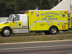 hillsborough county responding to a call
